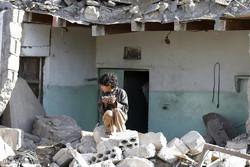 Suudi Arabistan Yemen'de sivilleri katlediyor / Video