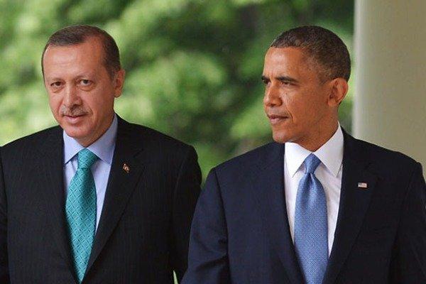 دیداری ئۆباما و ئەردۆغان لە چین