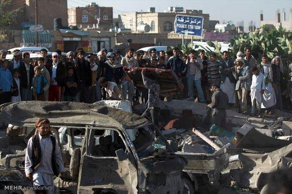 تسریع تسلیح ائتلاف سعودی/استقبال از ورود ایران به مباحث یمن