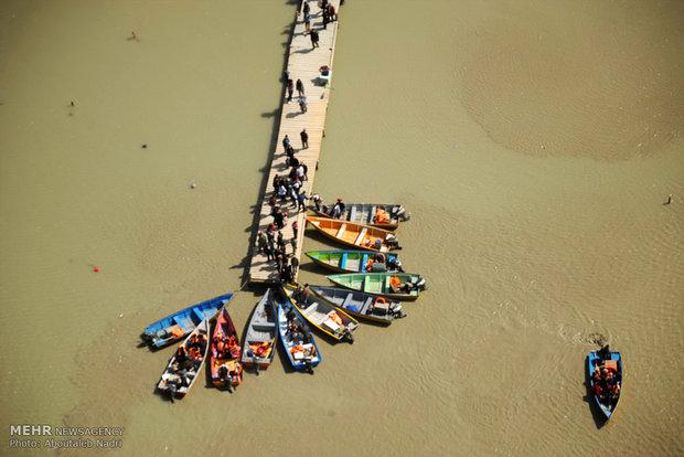 جزیره آشوراده در خلیج گرگان / ابوطالب  ندری