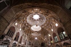 نفسهای بزرگترین سقف ضربی ایران به شماره افتاده است