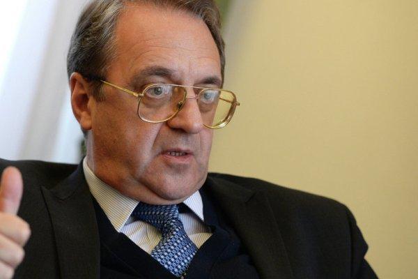 دیدار «معاذ الخطیب» با معاون وزیر خارجه روسیه