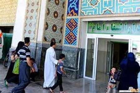 دارالشفاءامام رضا(ع) شبانه روزی به زائران  ارایه خدمت می کند