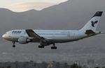 فرود در فرودگاه تبریز
