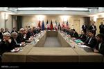 نشست وزرای امور خارجه گروه ۱+۵ و ایران - لوزان سوئیس