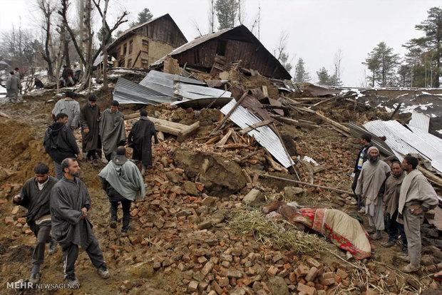 پاکستان کے زیر انتظام کشمیر میں مختلف واقعات  میں 9 افراد ہلاک