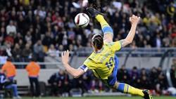 سوید به گۆڵهکای زێلاتانهوه چووه یۆرۆ/سهرکهوتنی ئۆکراین بۆ قۆناغی کۆتایی