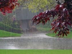 ورود سامانه بارشی به استان مرکزی/ پیش بینی رگبار و افزایش وزش باد
