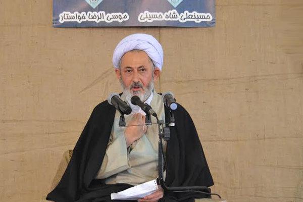 حجت الاسلام دکتر حسن آقا نظری شاهرودی رئیس پژوهشگاه حوزه و دانشگاه
