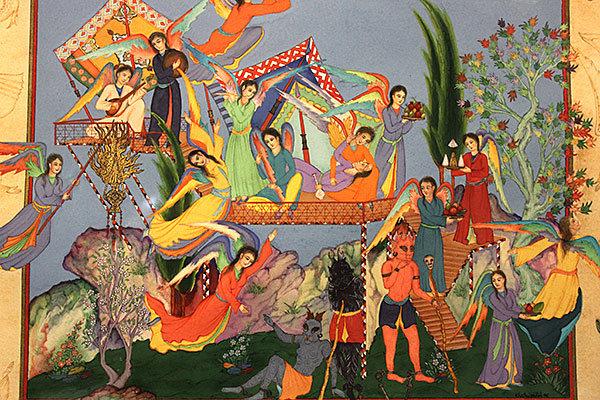 هنر مینیاتور ثبت جهانی شد