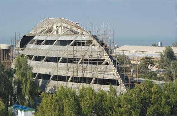 ۱۰ میلیارد ریال برای تکمیل ساختمان دانشگاه خلیج فارس اختصاص یافت