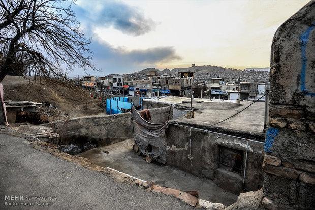 منطقه حصار و زورآباد کرج