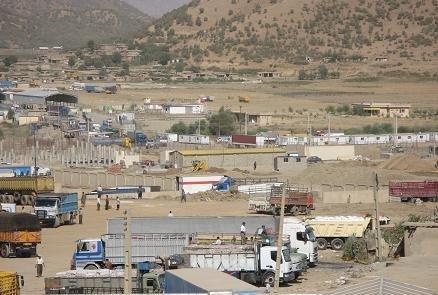 مرز سوماردر ایام اربعین جایگزین مرزهای صادراتی کشوربه عراق میشود