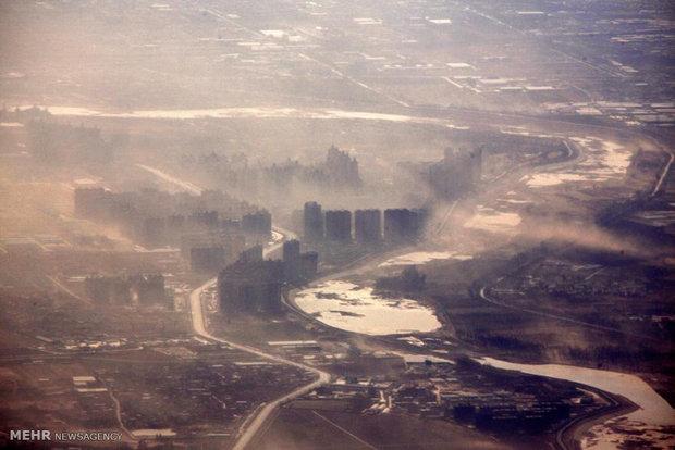 ارومیه به جمع شهرهای آلوده پیوست/خودروهای فرسوده مهمترین عامل