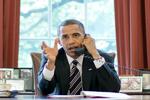 اوباما تلفن