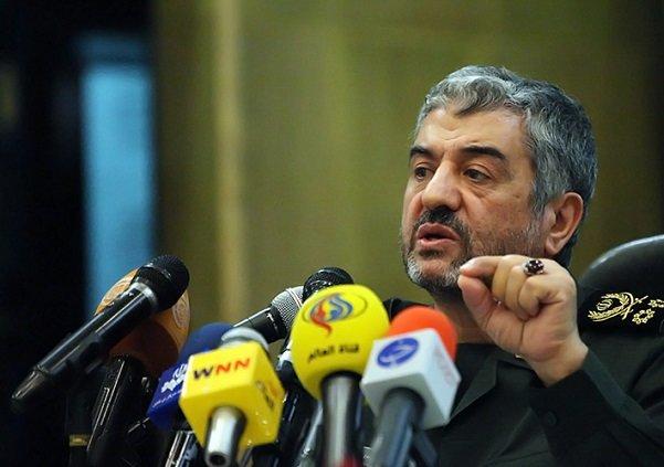 IRGC's cmdr pronounces recent anti-Iran plot defeated