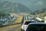 تمامی راهها باز است/ترافیک سنگین در محور کندوان