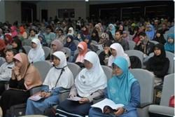 برگزاری نشست زن و خانواده از ديدگاه مذهب جعفری و شافعی در اندونزی