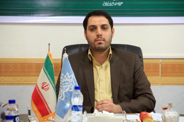 نشست حوزه هنری خراسان شمالی با خبرنگاران