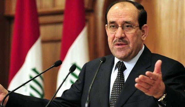 المالكي : السعودية الوهابية واسرائيل تريدان تفتيت العراق