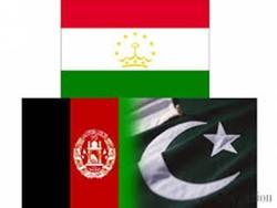 توافقنامه ترانزیتی افغانستان، پاکستان و تاجیکستان