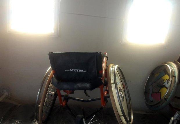 ربات پوشیدنی برای معلولان طراحی شد