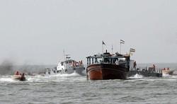۲ فروند شناور صیادی غیرمجاز توقیف شد/کشف ۲۰۰۰ لیتر سوخت قاچاق