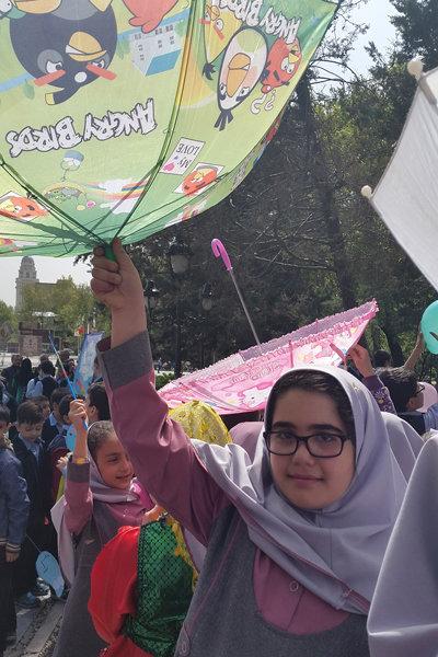 برنامه صدای پای آب رادیو ایران