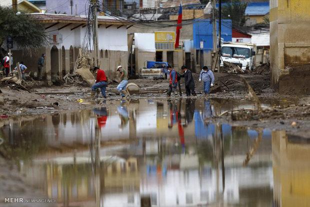 ممبئی اور اس کے گرد و نواح میں سیلاب سے 2 افراد ہلاک