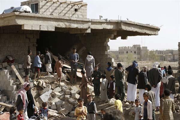 رسانههای مدعی آزادی چشم بر جنایات سعودیها در یمن بستهاند