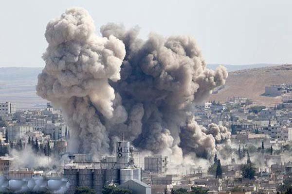 ۱۰ شهید در حمله جنگندههای سعودی به استان «حجه» یمن
