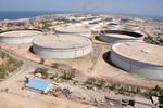 تمام مخازن پایانه نفتی ایران در خارک ایمن سازی هوشمند میشوند