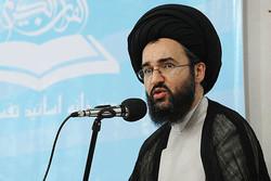 انقلاب اسلامی تفکر مادی گرایانه غرب را به چالش کشید