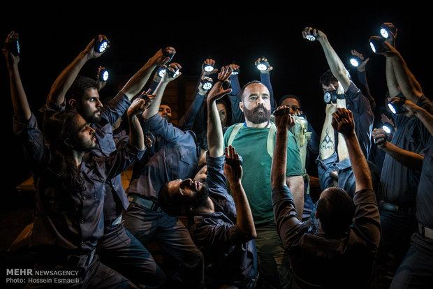 قرعه اجرا پس از ۳۲ سال به من افتاد/ «مظلوم پنجم» با جوهره ایرانی