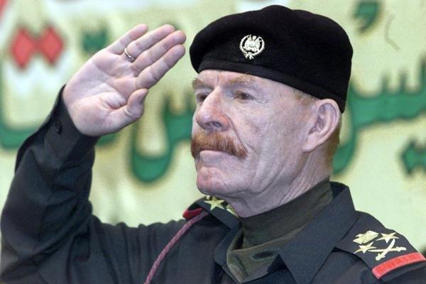 معاون صدام کشته شد+تصاویر