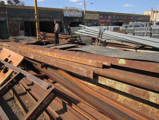 بازار آهن فروشان اردبیل