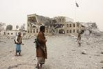 حملات عربستان به مناطق غیرنظامی یمن