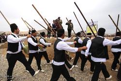 برگزاری مراسم تاریخی بیلگردانی در نیمور محلات
