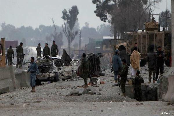 انفجار در افغانستان