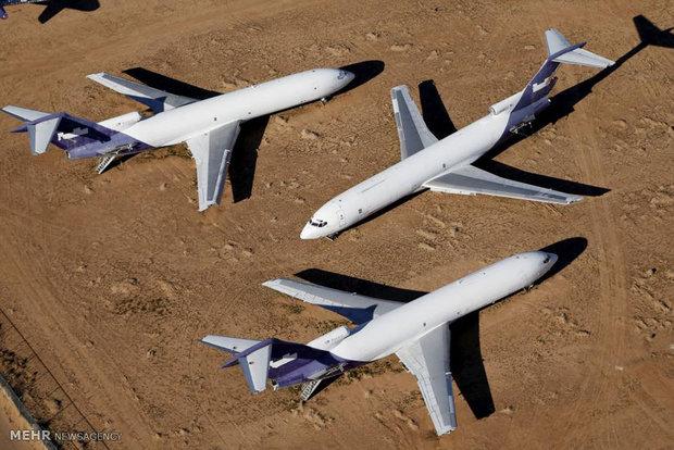 گورستان هواپیماها