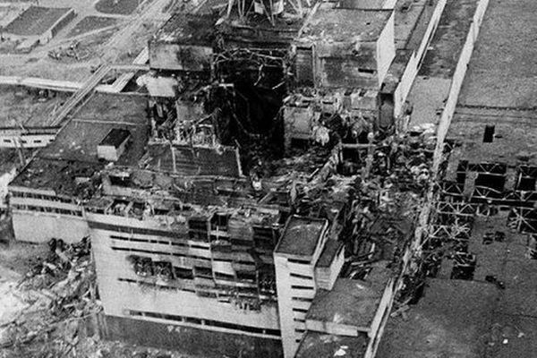 انفجار چرنوبیل