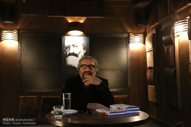 رونمایی از رمان جدید مسعود کیمیایی