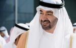 محمد بن زاید آل نهیان ولیعهد امارات