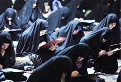 ۱۸۰۰ طلبه در حوزه علمیه خواهران گلستان تحصیل می کنند