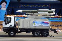 الصواريخ الدقيقة الايرانية تسبب المخاوف للكيان الصهيوني