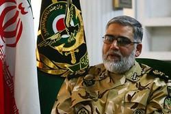 قائد القوات البرية للجيش الإيراني يؤكد زيادة مدى منظومة صواريخها