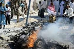 صومالیہ میں وہابی دہشت گردوں کا فوجی کیمپ پر قبضہ/50 فوجی ہلاک