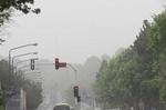 آلودگی هوا در سنندج