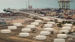 احداث مخازن نفتی با ظرفیت نگهداری یک میلیون و ۵۰۰هزار متر مکعب در بندر خلیج فارس