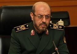 سردار حسین دهقان وزیر دفاع